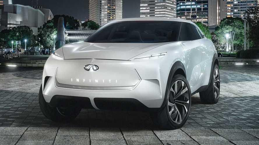 A gyártó elektromos crossoverének előfutára lett az Infiniti QX Inspiration