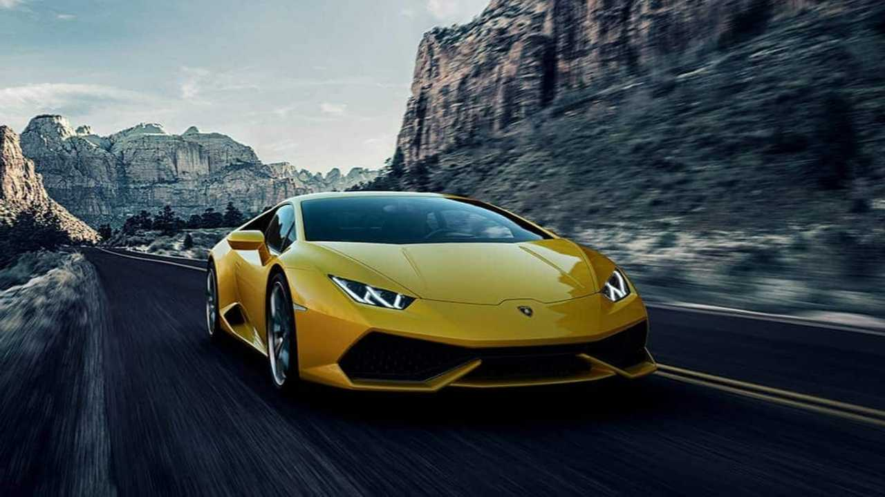 4 - Lamborghini Huracán