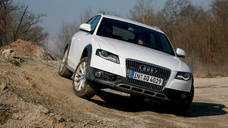 Audi allroad, historical pictures