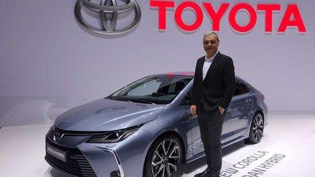 Toyota Türkiye CEO'su ile piyasayı konuştuk