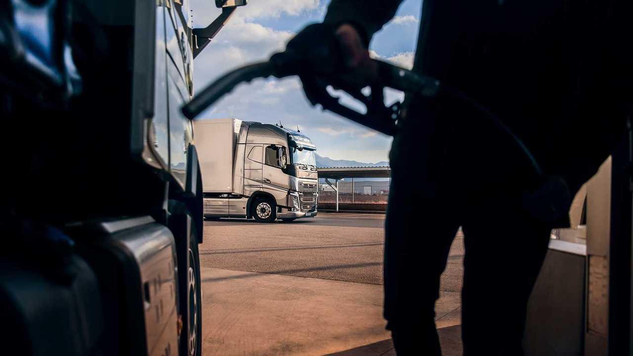 Volvo FH I-Save