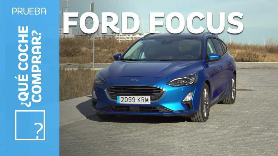 ¿Qué coche comprar? Ford Focus SportBreak 2019