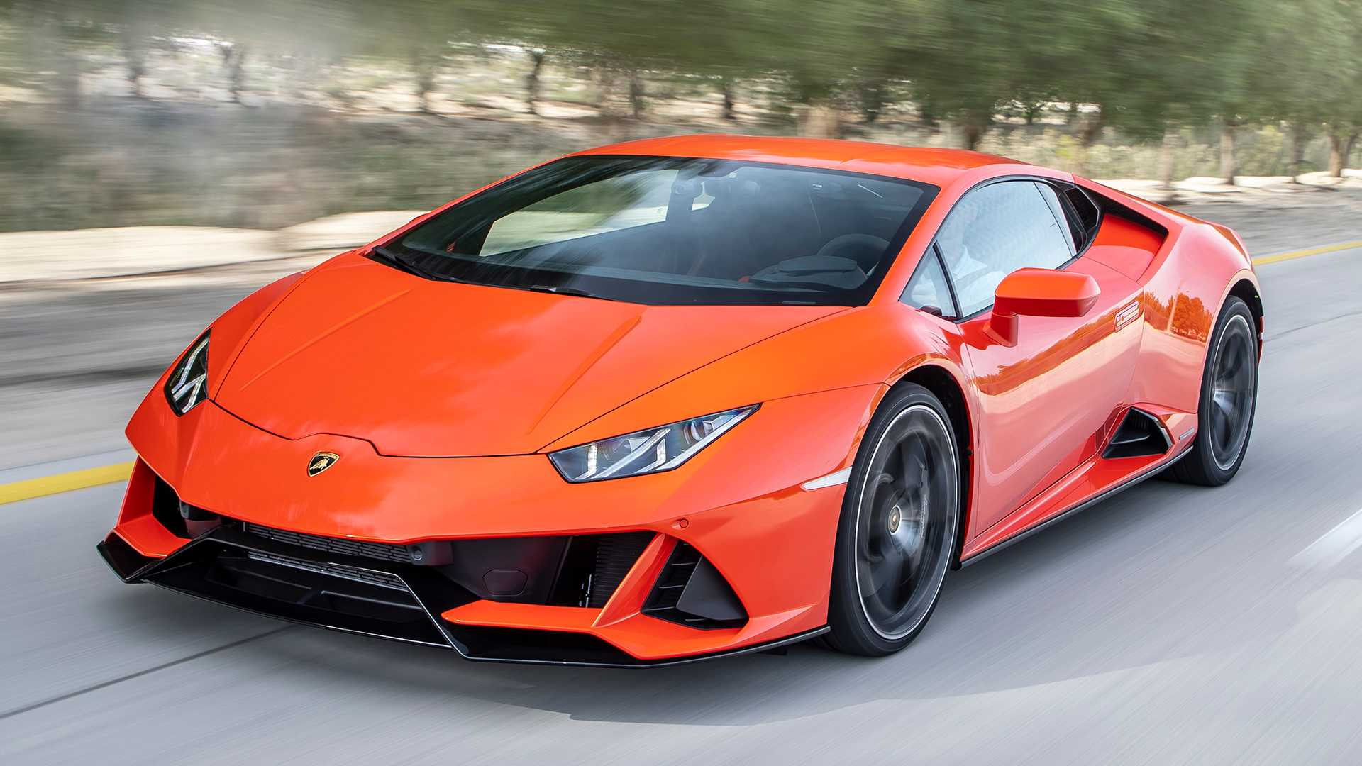 2020 Lamborghini Huracan Evo First Drive Aptly Named