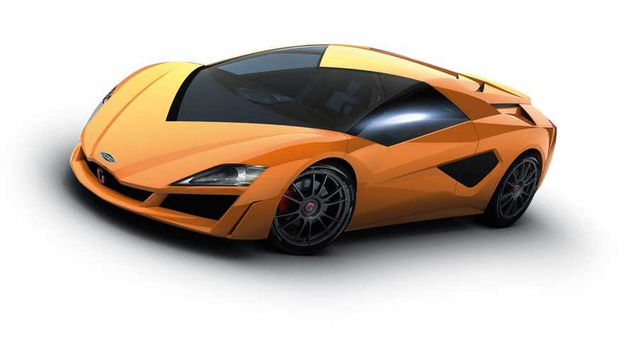 Extended-Range Bristol GT Shooting for 200 MPH Top Speed and 100 MPG; Concept to Debut in Late 2013