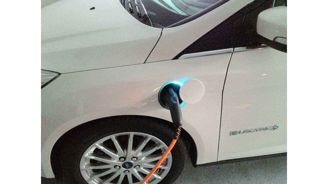 New Ford Focus Electric Leasing Program Rivals Nissan LEAF