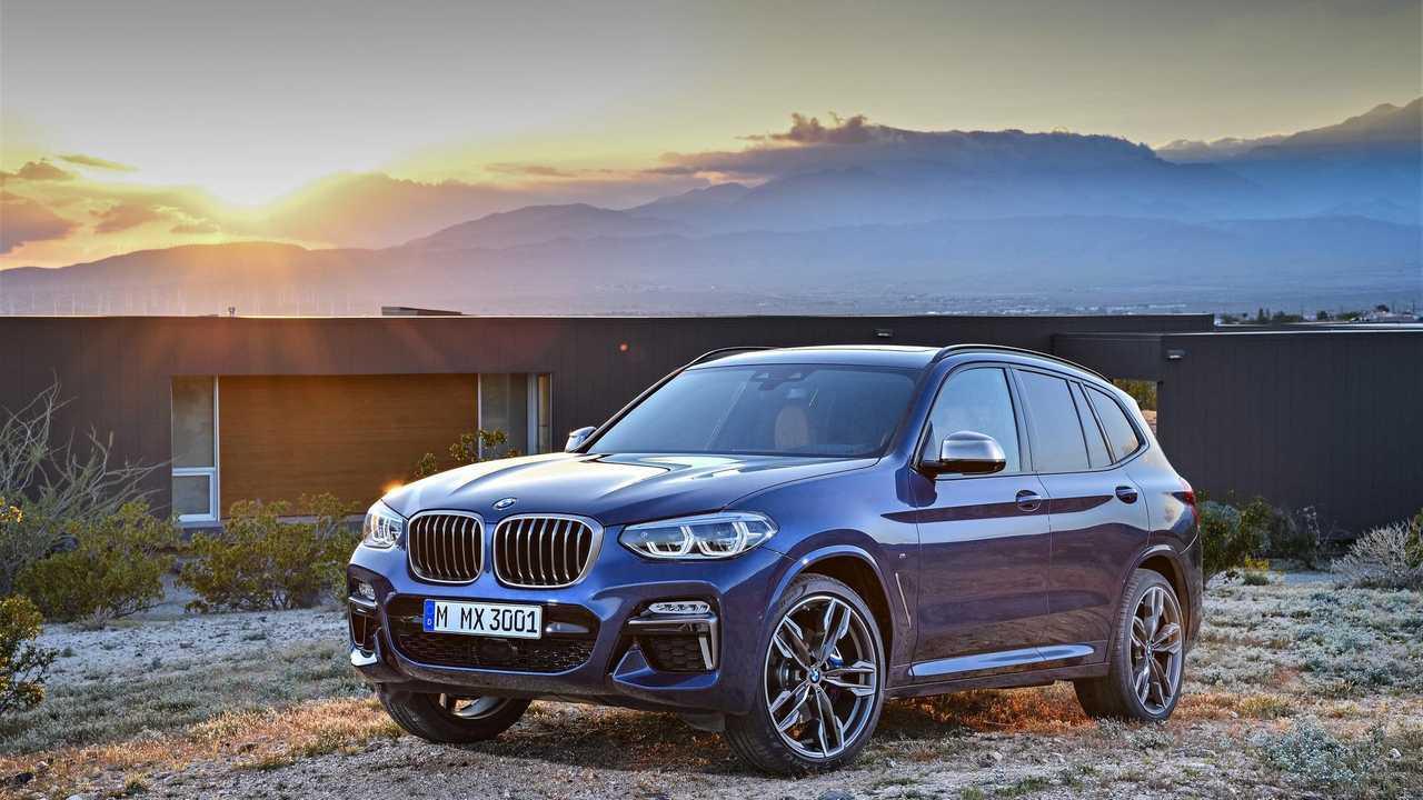 7. BMW X3: 9%