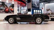James Coburn's Ferrari 250 GT California Spyder SWB for sale