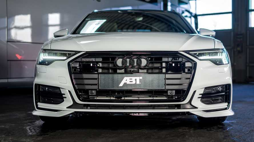 Audi A6 Avant 3.0 TDI by ABT