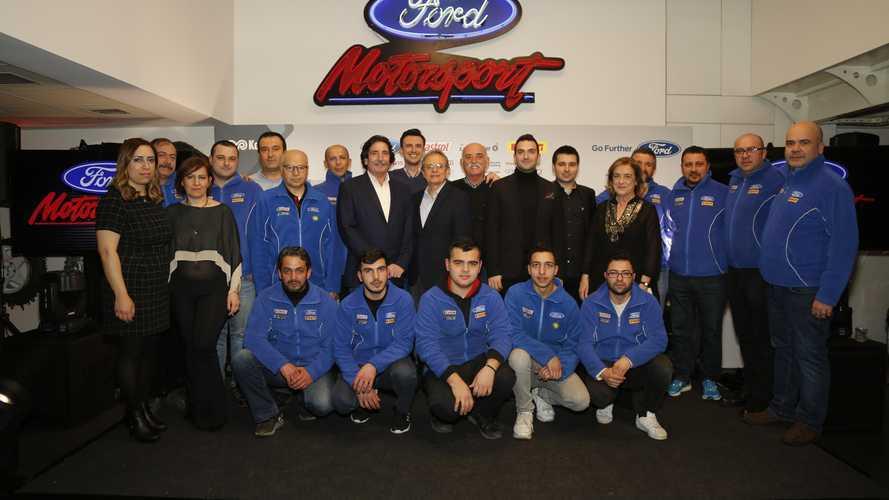Ford Motorsport Türkiye sezonu neşeli kapattı