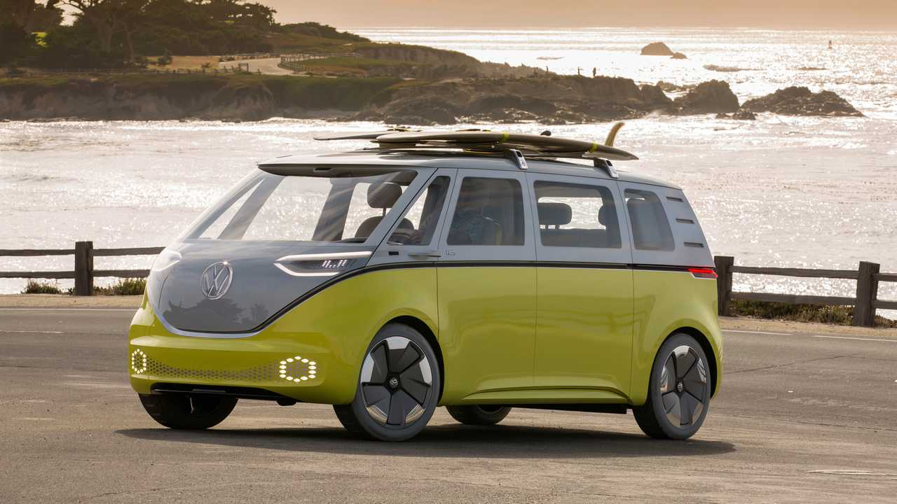 VW ID Buzz (2017)