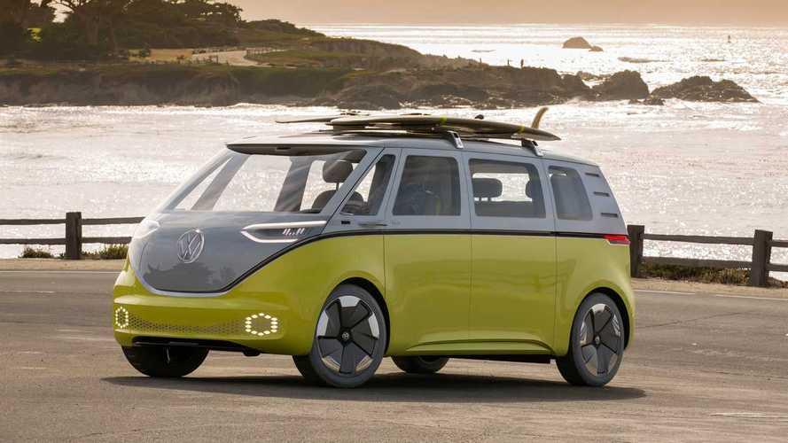 2022 FIFA Dünya Kupası'nda sürücüsüz Volkswagen'ler görev yapacak