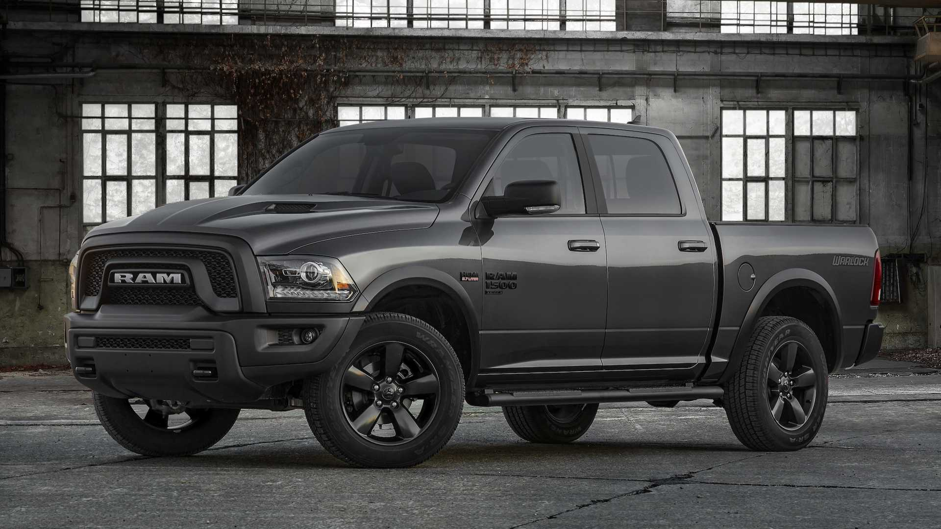Best Warlock Names 2019 2019 Ram 1500 Classic Warlock Revives The Iconic '70's Truck