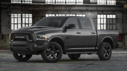 New Dodge Midsize Truck >> Ram Gets A Midsize Makeover In Exclusive Motor1 Com Rendering