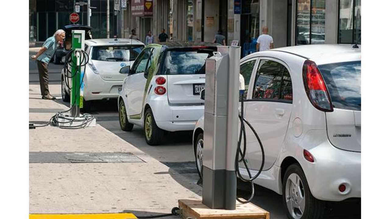 Global Plug-In Electric Vehicle Sales Predicted to Grow by 86% in 2014
