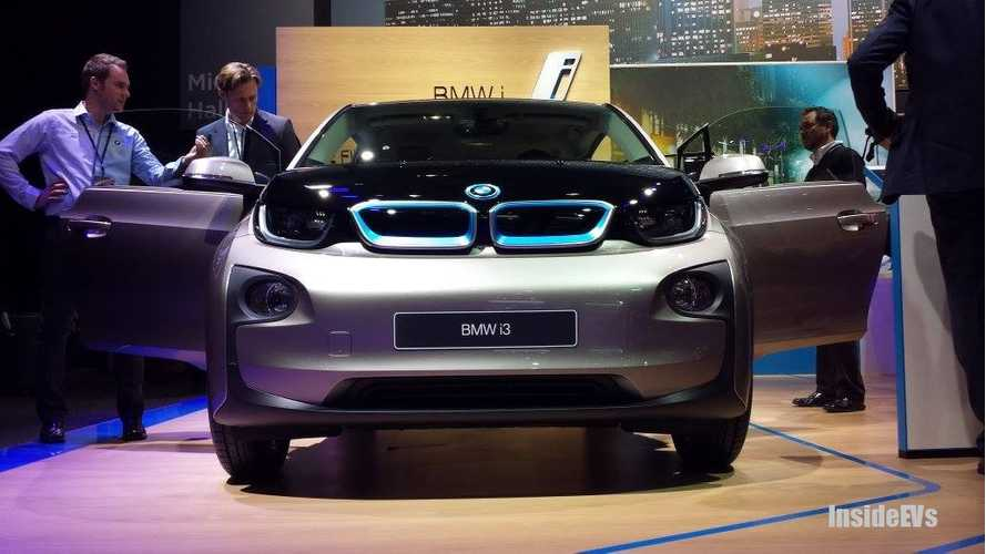 BMW CEO: i Sub Brand Could Eventually Account For 15% of BMW's Total Global Sales