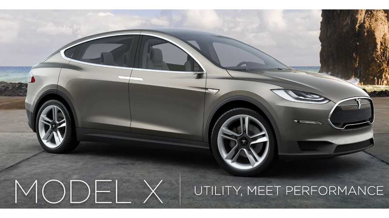 Tesla to Begin Gearing Up For Model X Production - Demand Expected to Exceed Model S