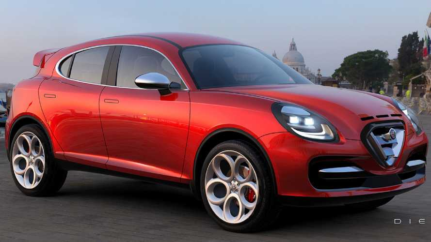 Might this Alfa Romeo Stella small crossover fit the bill?