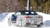 Makyajlı Audi A5 Convertible'ın İlk Casus Fotoğrafları