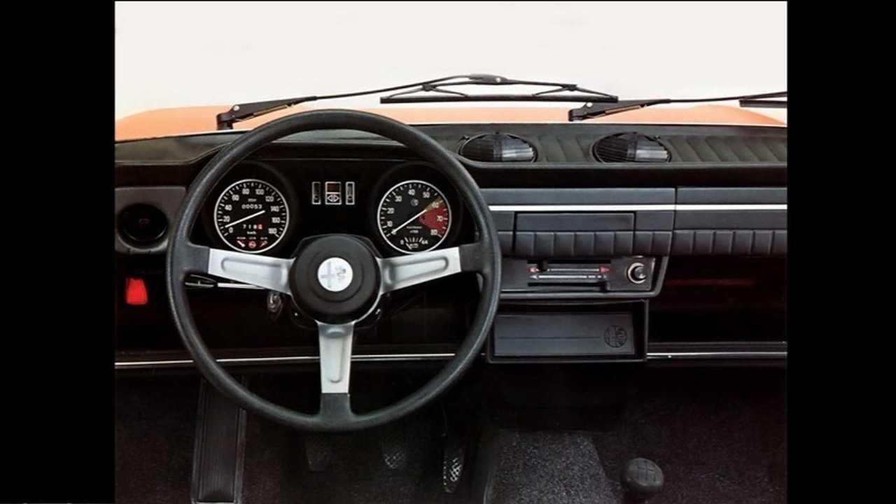 Panneau avant Alfa Romeo Alfasud 5m (901) '1976–77