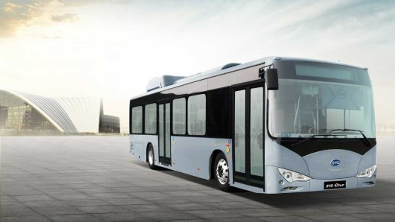 Aruba's First Electric Bus Enters Service