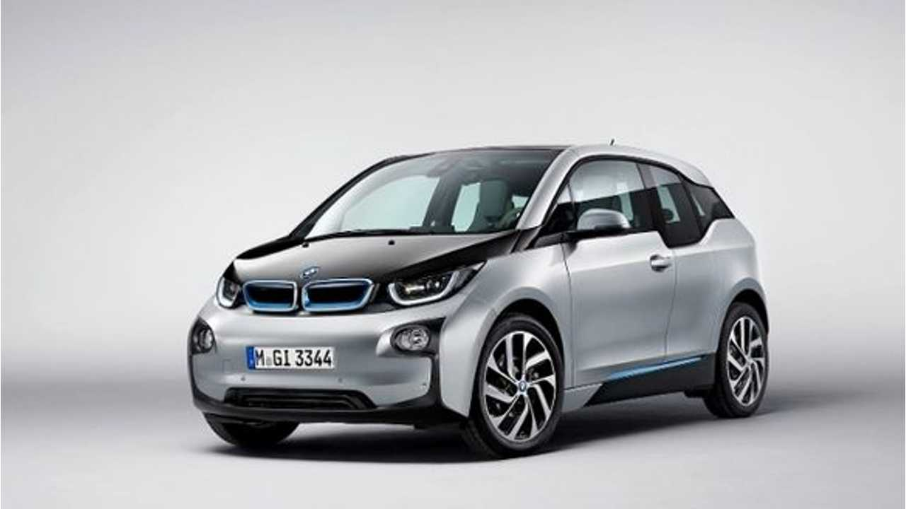 BMW Joins VW in Saying Germany's 1 Million EV Goal by 2020 is Doable