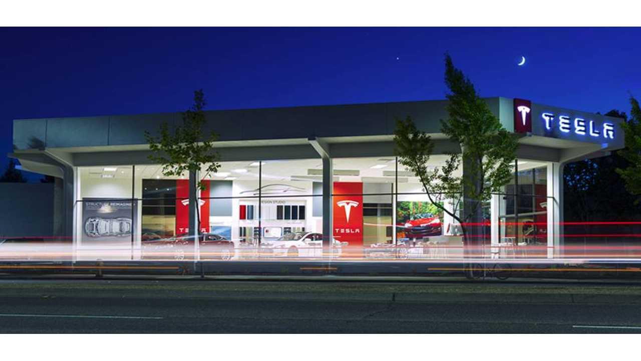 Tesla Motors Celebrates Grand Opening of Palo Alto Store With