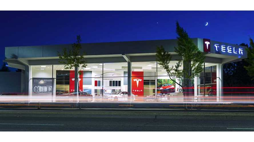"Tesla Motors Celebrates Grand Opening of Palo Alto Store With ""eXtra Surprise"""