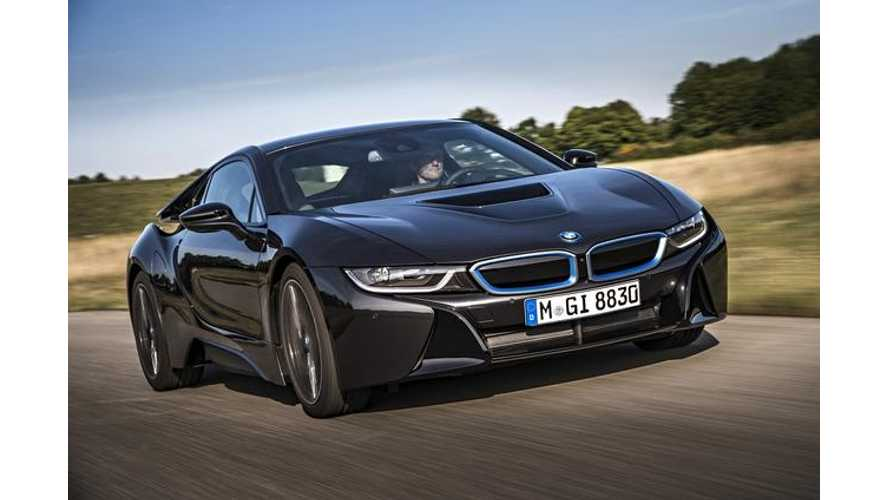 Was BMW Actually Considering a V6, V8 or V10 for the i8?