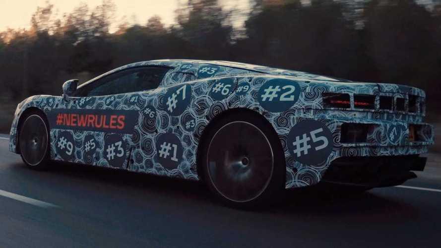 Még idén bemutatkozik a McLaren első Grand Tourer modellje