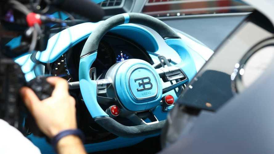 Le second modèle de Bugatti pourrait être électrique