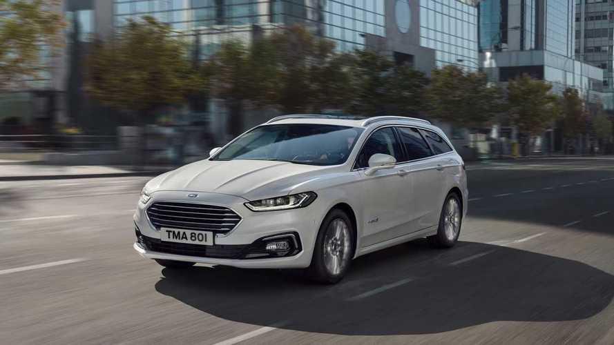 Ford Mondeo 2019, un rediseño con híbrido familiar incluido