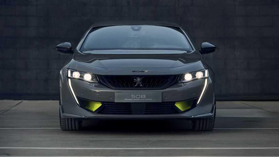 Sorozatgyártásba küldi a Peugeot az 508 Sport Engineered tanulmányt