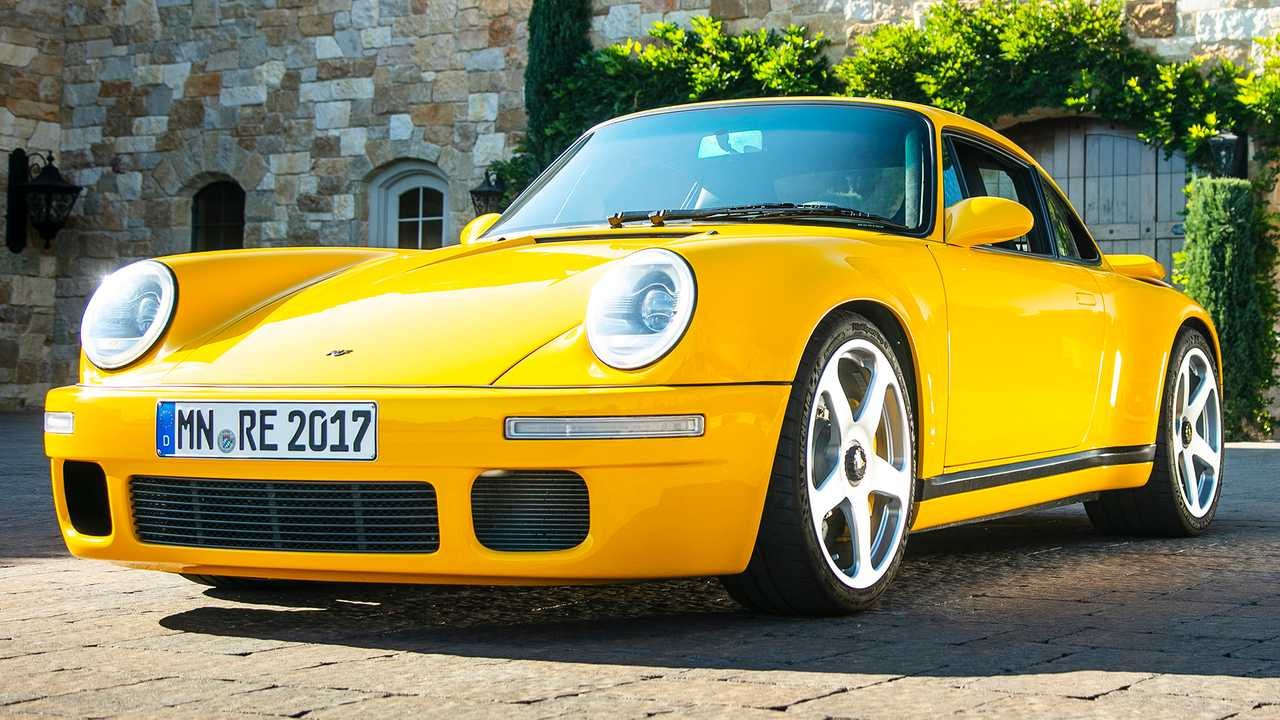 Ruf CTR Anniversary Version de production