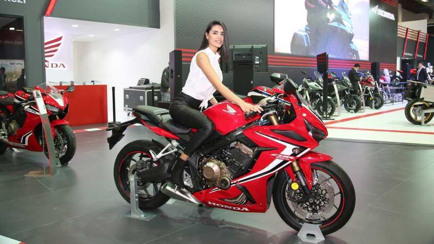 Honda, Motobike İstanbul'da 3 yeni motosiklet modelini sergiliyor