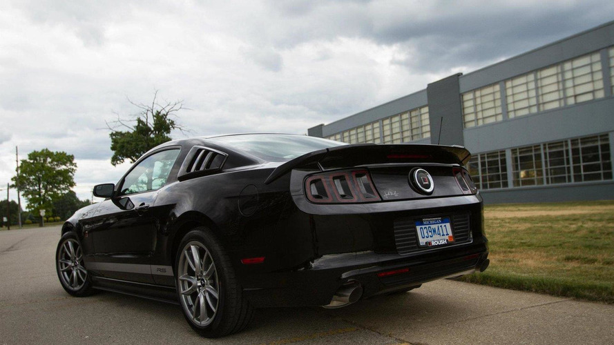 Entry-level Roush RS based on Mustang V6 announced