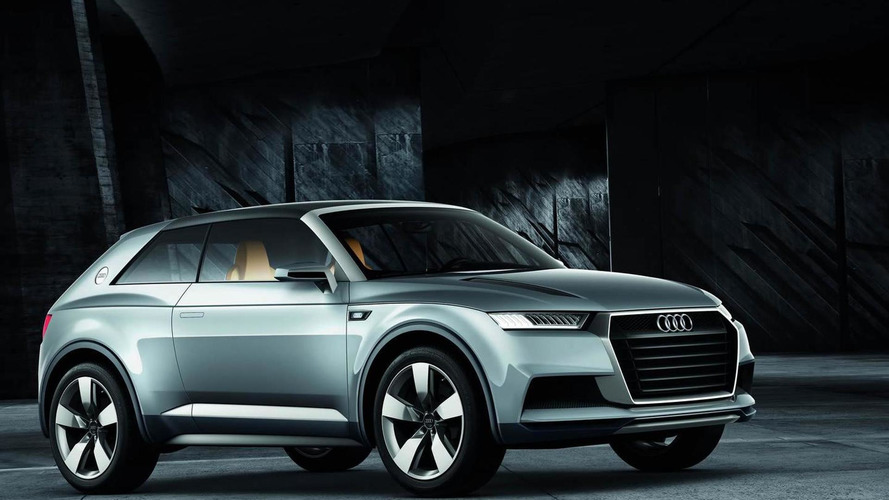 "Audi Q8 under consideration, Q2 ""top priority"""