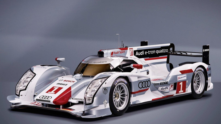 Audi LeMans-inspired supercar still being considered