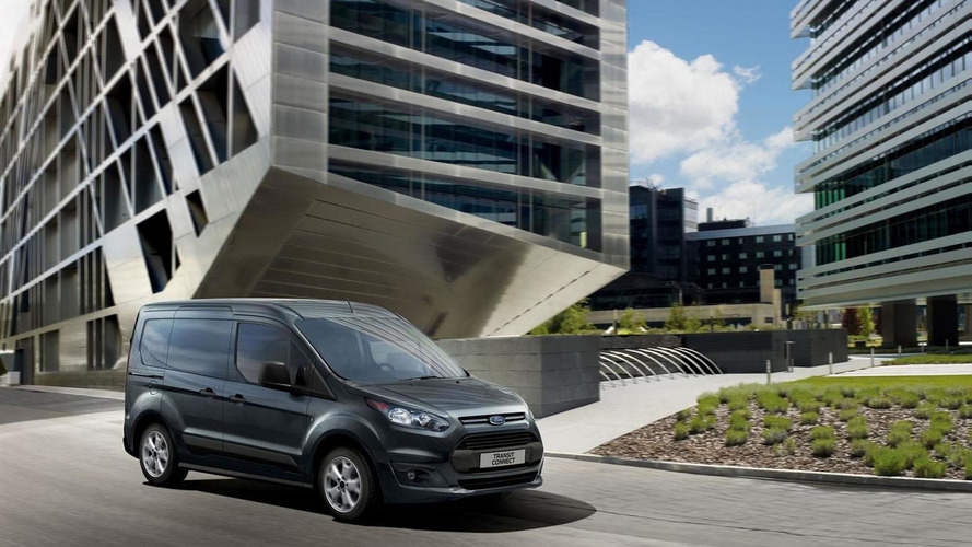 2014 Ford Transit & Transit Connect unveiled [video]