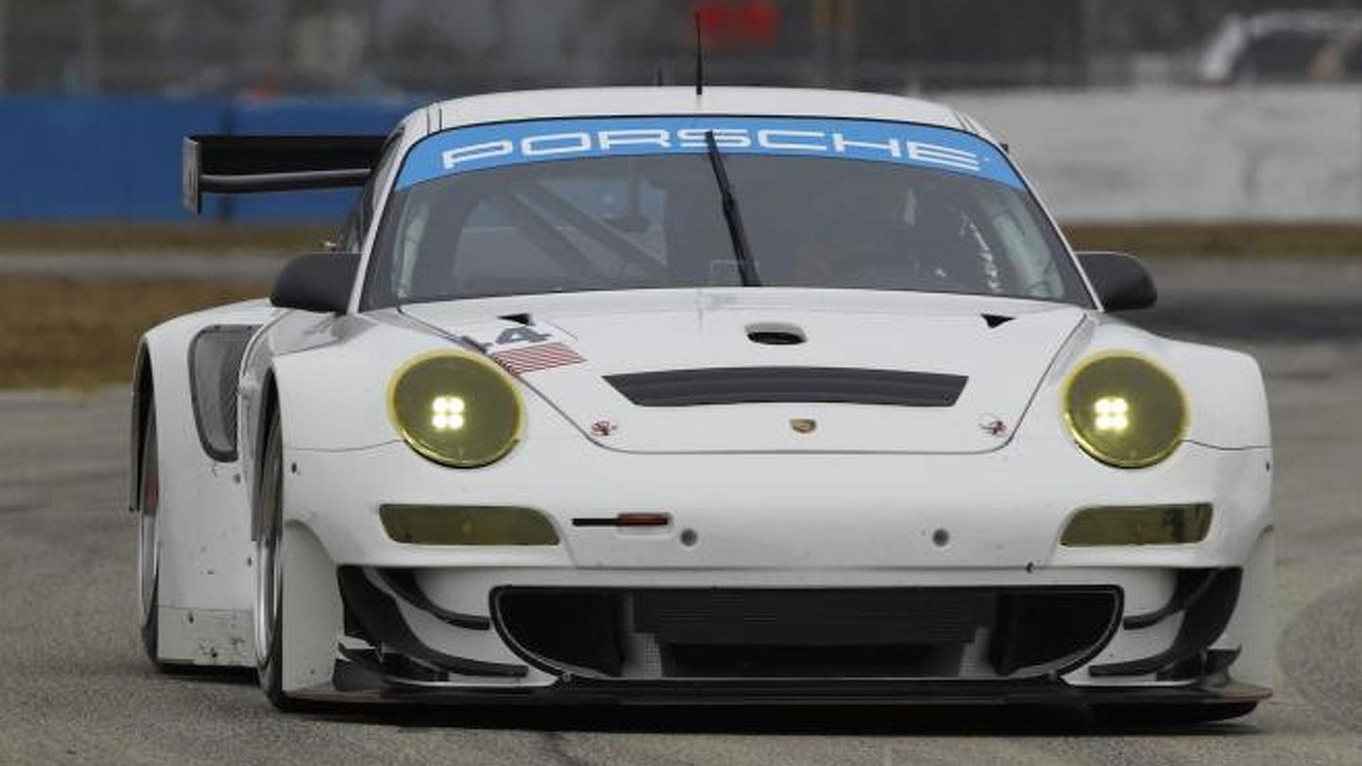 2012 Porsche 911 Gt3 Rsr Debuts In Sebring