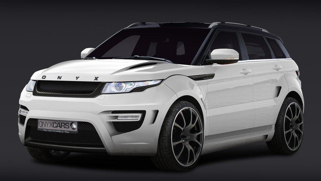 Onyx Concept Evoque Rouge Edition 22.02.2012