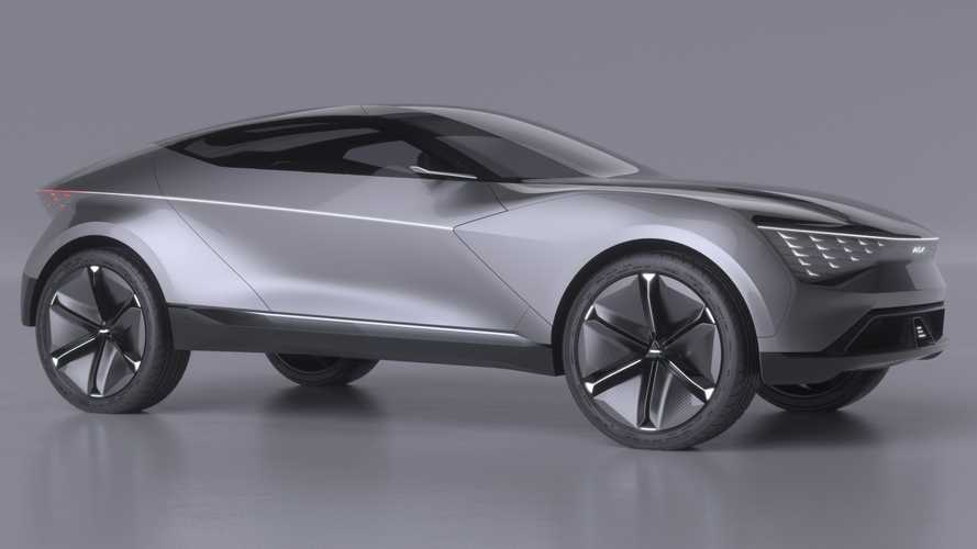 Kia Futuron Concept Takes Design Cues From UFOs And Flying Saucers