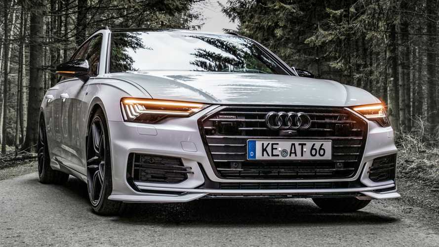 Audi A6, A7, Q8 3.0 TFSI Dialed To 408 HP By ABT