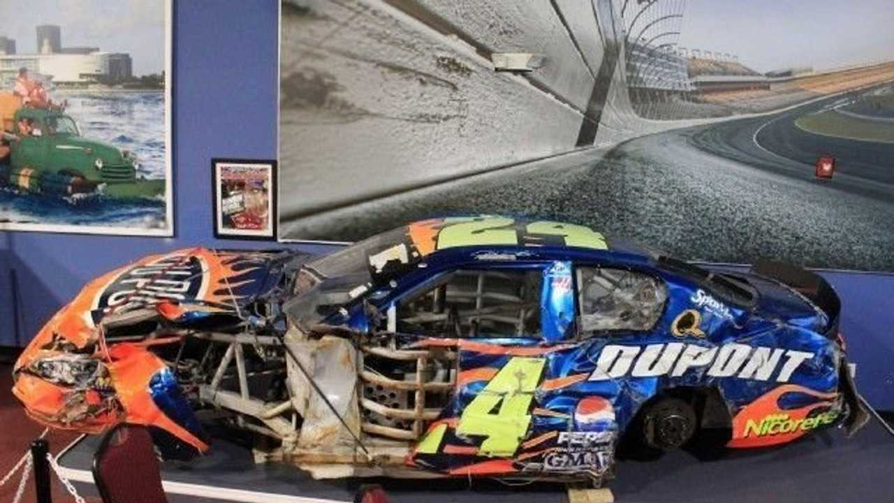 For $28K, Would You Buy A Race-Wrecked Jeff Gordon Monte Carlo