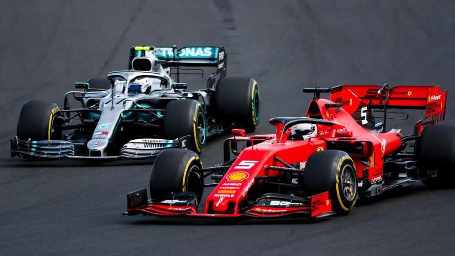 F1 2019: ecco gli orari TV di Sky e TV8 del GP del Belgio