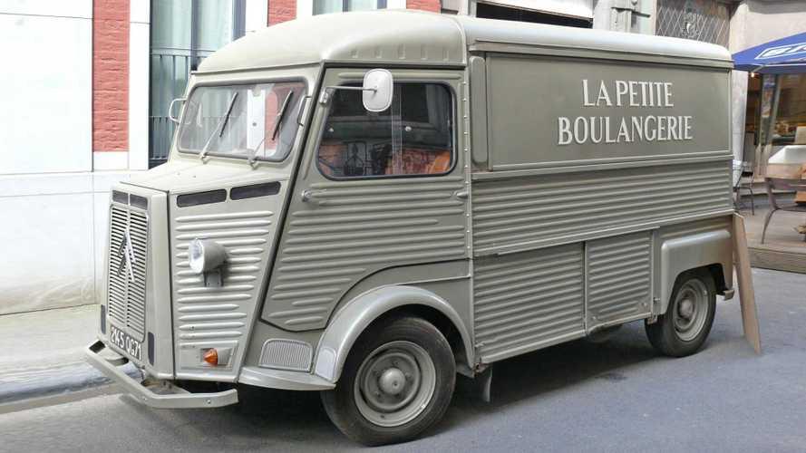 100 Jahre Citroën: Der legendäre Wellblech-Transporter Typ H