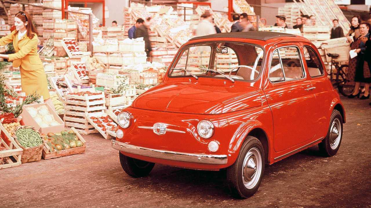 Fiat Nuova 500 (1957)
