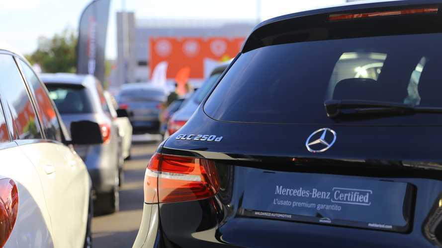 Auto usate, Certified di Mercedes-Benz arriva anche a Brescia