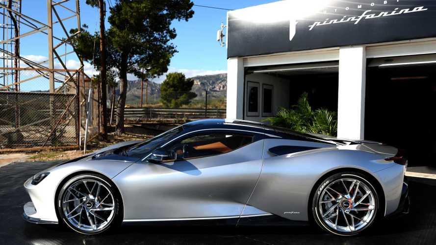 Automobili Pininfarina, Battista e Pura Vision in rampa di lancio