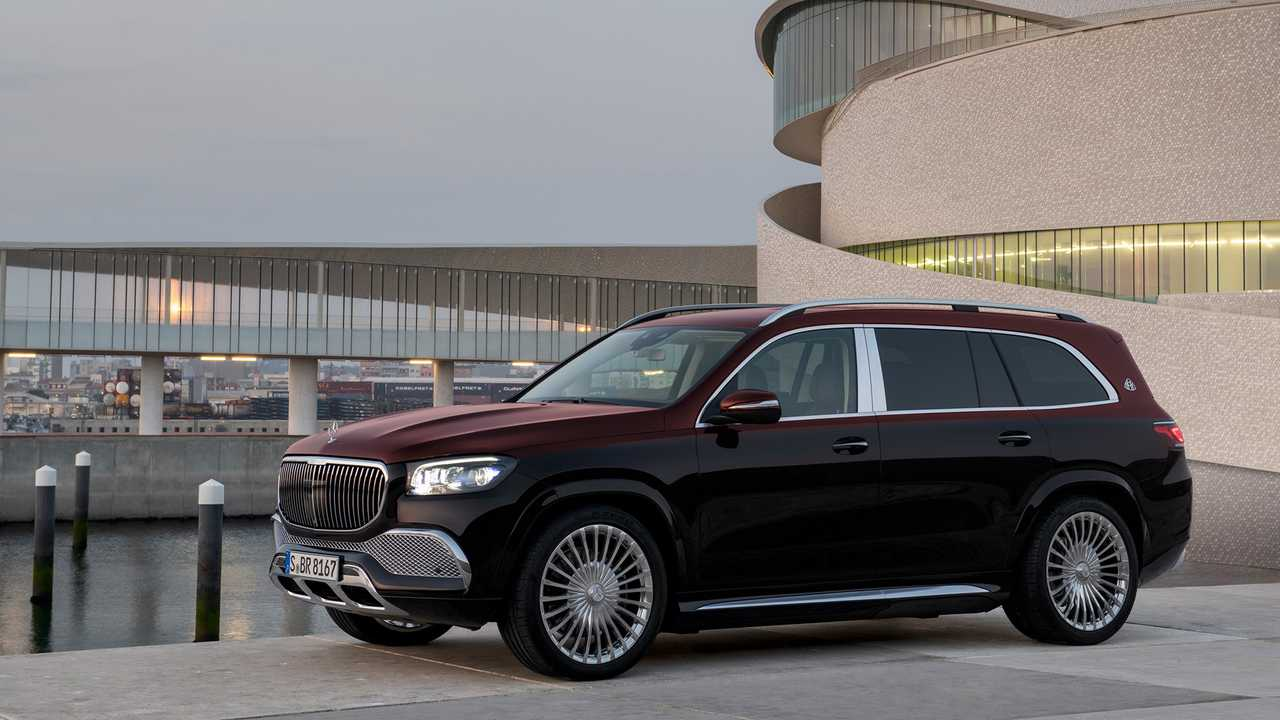 2021 Mercedes Maybach Gls 600 4matic Offers Lavish Luxury For 160 500