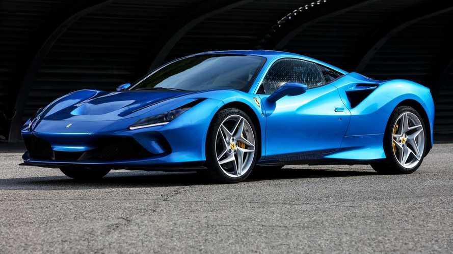 Ferrari, il 2019 si chiude nel segno di F8 Tributo e Monza SP